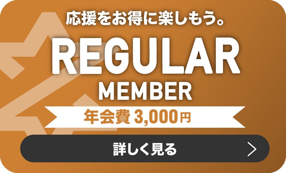 ジークスター東京(ZEEK STAR)レギュラーメンバー会員